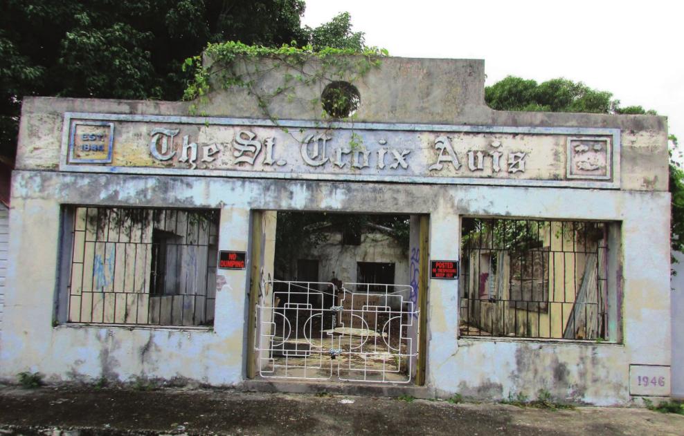 The St. Croix Avis